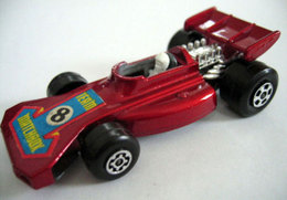 Team Matchbox Racing Car | Model Trucks