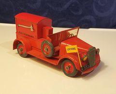 Fire truck with axes model trucks 86978680 d4f0 4064 8a95 ae46db6acf81 medium