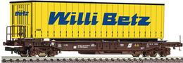 Fleischmann Austrian Standard Pocket Wagon Willi Betz Of The ÖBB  | Model Trains (Rolling Stock)