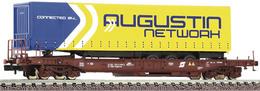 Fleischmann Austrian Standard Pocket Wagon Augustin Network Of The ÖBB  | Model Trains (Rolling Stock)