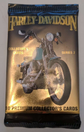 Harley Davidson 10 Pack | Collector Card Packs & Sets