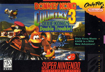 Donkey Kong Country 3: Dixie Kong's Double Trouble! | Video Games
