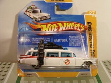 Ghostbusters Ecto-1 | Model Cars