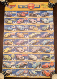 Cars Piston Cup Poster | Posters & Prints