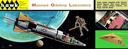 Manned Orbiting Laboratory | Model Spacecraft Kits