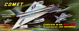 Convair B-58 Hustler | Model Aircraft Kits