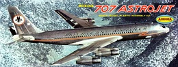 American Airlines Boeing 707 | Model Aircraft Kits