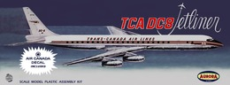 Trans Canada Douglas DC-8 | Model Aircraft Kits