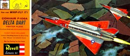 Convair F-106 Delta Dart | Model Aircraft Kits