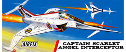 Angel Interceptor | Model Aircraft Kits