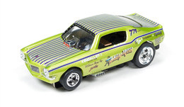 Fighting Irish 1970 Camaro Funny Car | Slot Cars