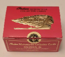 Indian Motorcycle Collector Cards Series II | Collector Card Packs & Sets
