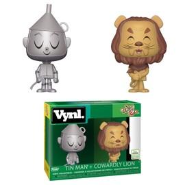 Tin Man + Cowardly Lion [Spring Convention] | Vinyl Art Toys