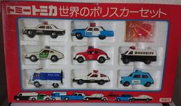 Police Cars Of The World Set | Model Vehicle Sets