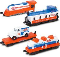 Pepsi 4-Piece Train Set | Model Train Sets