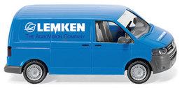 Volkswagen T-5 GP Box Van  | Model Trucks