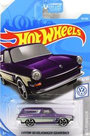 Custom '69 Volkswagen Squareback | Model Cars | Hot Wheels Volkswagen Custom '69 Volkswagen Squareback MF purple