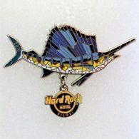 Mosaic Blue Fish | Pins & Badges