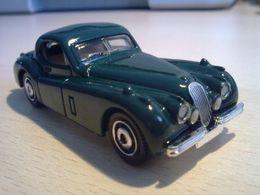 Jaguar XK120 SE '54 | Model Cars