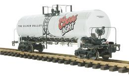 G gauge rail king one gauge unibody tank car   coors light model trains %2528rolling stock%2529 350a692d bd1f 45d7 b284 776c11974219 medium