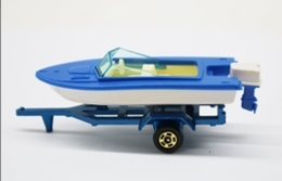 Yamaha Boat and Trailer | Model Ships and Other Watercraft