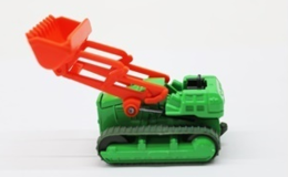 Komatsu Bulldozer D65A | Model Construction Equipment