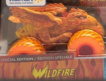 Wildfire | Model Trucks | Spin Master Wildfire Walmart Exclusive.