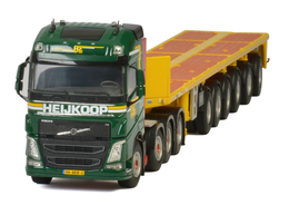 Heijkoop kraanverhuur   volvo fh4 globetrotter tractor with 6 axle ballast trailer model vehicle sets bdb90c95 8567 42dd 9e3e 6af9d57f8663 medium