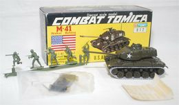 M-41   Model Military Tanks & Armored Vehicles
