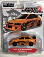 2002 Mitsubishi Lancer Evolution 7 | Model Cars