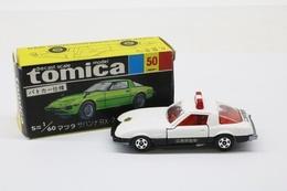 Madza Savana RX-7 Patrol Car | Model Cars