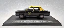 Renault 12 TL - Taxi Buenos Aires (1990) | Model Cars