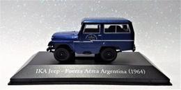 Jeep IKA - Fuerza Aérea Argentina (1964) | Model Cars