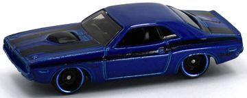 '70 Challenger | Model Cars | 2019 Hot Wheels Multi-Pack '70 Challenger Blue
