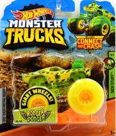 Rodger Dodger | Model Trucks | 2019 Hot Wheels Monster Trucks Sick Stuff Rodger Dodger