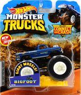 Bigfoot | Model Trucks | Hot Wheels New For 2019 Monster Trucks Bigfoot Blue