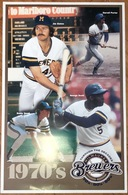 Milwaukee Brewers - Through The Decades 1970's | Posters & Prints
