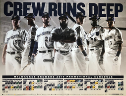 Crew Runs Deep Poster | Posters & Prints | Crew Runs Deep Poster (Unfolded)