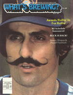 What's Brewing? Official Milwaukee Brewers Magazine | Magazines & Periodicals | Front Cover