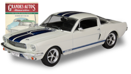 Ford Mustang Shelby GT 350H (1965) | Model Cars