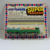 Bache And Remorque - Canvas Top Truck And Trailer | Model Vehicle Sets