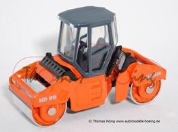 Hamm HD 90 Road Roller | Model Construction Equipment