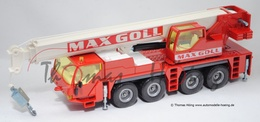 Crane Truck | Model Construction Equipment