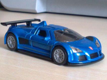 Gumpert Apollo Sport Model Cars Hobbydb