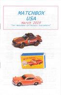 Matchbox USA Magazine March 2019 | Magazines & Periodicals