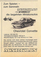 Chevrolet Corvette | Print Ads