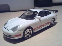 Porsche 911 GT3 RS 996 | Model Cars
