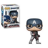 Captain America (Quantum Realm Suit)   Vinyl Art Toys