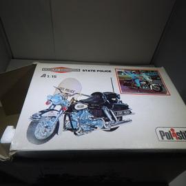 Harley Davidson State Police   Model Motorcycles