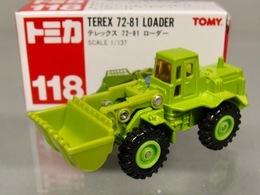 Terex 72-81 Loader | Model Construction Equipment